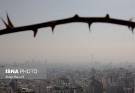 تغییرات مدیریتی یکی از علل موفق نبودن برنامههای کاهش آلودگی هوا