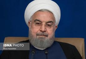 روحانی: نباید مردم را بترسانیم / جریمه ماسک برای کمک به مردم است