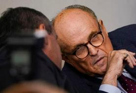 Rudy's 'Russian Agent' Pal Booted from Facebook for U.S. Election Interference