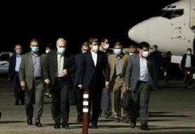 وزیر بهداشت شبانه وارد ارومیه شد