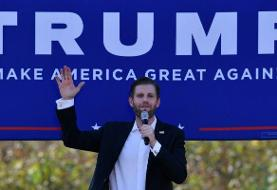 Eric Trump tried to make Biden look corrupt by sharing a picture of a palatial house he claims ...