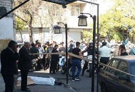 فیلم: سرقت خونین مسلحانه از طلافروشی در تبریز