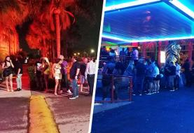 The Unhinged Scene at Miami Strip Club Tootsie's After Curfew