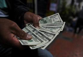 ببینید | سقوط دلار برخی خیابانهای مشهد را شلوغ کرد
