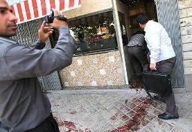 سرقت مسلحانه از یک طلافروشی در تبریز + فیلم
