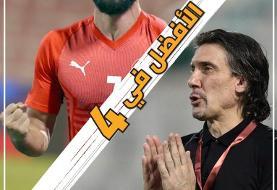 مهرداد محمدی بهترین بازیکن هفته چهارم لیگ ستارگان قطر شد