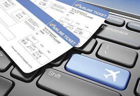 سایتها و چارترکنندهها عامل گرانی بلیت هواپیما/ از ایرلاینها بخرید