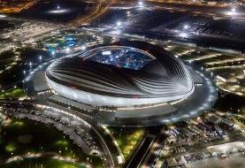 ببینید | تجهیزات و امکانات پیشرفته ورزشگاه فینال لیگ قهرمانان آسیا ۲۰۲۰