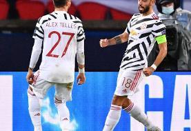 لیگ قهرمانان اروپا | شکست پاری سن ژرمن در اولین گام