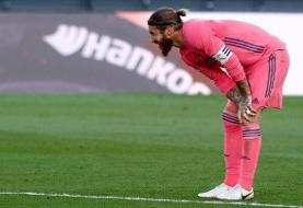 راموس شروع لیگ قهرمانان را از دست داد