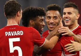 لیگ قهرمانان اروپا | گلباران اتلتیکو به دست قهرمان اروپا