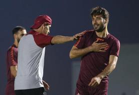 تهدید باشگاه قطری توسط پرسپولیسیها