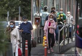 کرونا در ایران؛ ۴۲درصد بیماران بدحال در تهران بستریاند