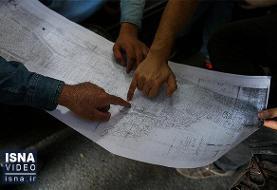 ویدئو / درگیری دانشگاه الزهرا و کارگران بر سر ۹۰ ملک؛ ناگهان دو خانه تخریب شد