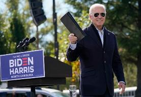 Yahoo News/YouGov poll: The tide turns against Trump as Biden surges to his largest-ever lead ...