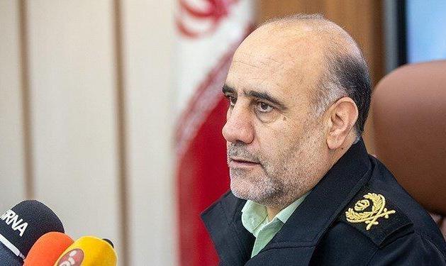 توضیح سردار رحیمی در مورد متهم کیوان امام