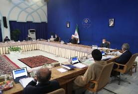 روحانی: کاری کردیم اروپایی ها در کنار ما و مقابل آمریکا بایستند
