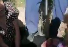 بازداشت مامور حراست فیزیکی نفت آبادان بعد از بدرفتاری با یک خانم زخمی