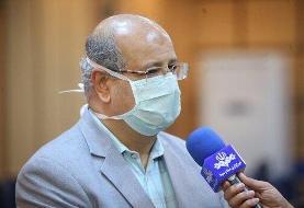 نزدیک به نیمی از بیماران کرونایی بدحال در این شهر بستریاند