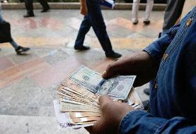 ببینید | لحظه دستگیری ۴۳ نفر از دلالان و اخلالگران بازار ارز توسط ...