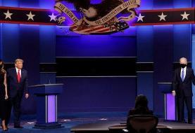آخرین مناظره بایدن و ترامپ؛ آرامش زیر سایه دکمه قطع صدا