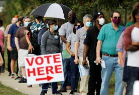 Yahoo News/YouGov poll: Less than a third of U.S. voters plan to cast their ballots in person on ...