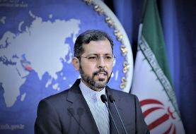 خطیب زاده: آمریکا در جایگاهی نیست که یمنیها و ایرانیها را موعظه کند