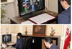گفتوگوی سفیر ایران در باکو با وزیر کار و رفاه اجتماعی آذربایجان