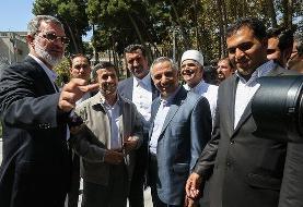 رویانیان پرسپولیس را زمین زد یا احمدی نژاد؟   نقل قول جنجالی از رییس جمهور سابق برای قهرمان شدن ...