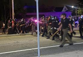 Protests continue in Rhode Island after moped driver was critically injured in a crash involving ...