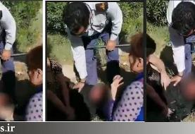 توضیح پلیس در خصوص ضرب و شتم دختر جوان در آبادان