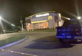 Suspect with 'high-powered rifle' opens fire in McDonald's drive-thru, Mississippi cops say