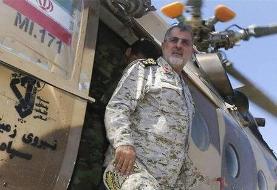 فرمانده نیروی زمینی سپاه در مناطق مرزی غرب: هیچ خطری کشور را تهدید نمیکند