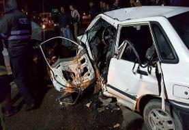 سه کشته در دو تصادف آزادراه زنجان-قزوین