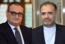 بررسی راههای توسعه روابط و عادی سازی پروازهای ایران و روسیه در گفتوگوی جلالی با مورگولف