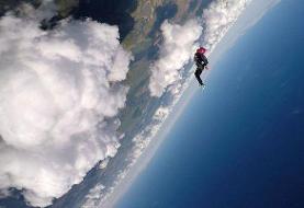 مرد ۳۵ساله پلدختری براثر سقوط از ارتفاعات منطقه «کول چپ» جان باخت
