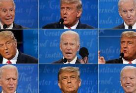شش ویژگی خاصِ مناظره اخیر ترامپ و بایدن