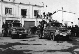 نخستین ایستگاه آتشنشانی در گاراژ حسین