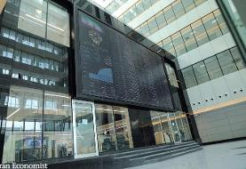 روند معاملات بورس در نخستین هفته آبان
