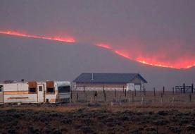 Snow due to hit Colorado wildfire areas