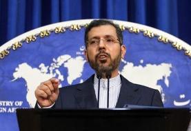 ایران: توهین به عقاید مسلمانان غیرقابل قبول است