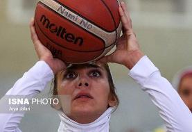 ساغر آجیلی: لیگ متمرکز فشار بیشتری به دختران بسکتبال وارد میکند