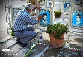 دستور رییس بنیاد شهید برای رسیدگی به گلزار شهدای استان لرستان