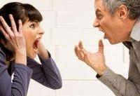 ۹ رفتار ممنوعه در زمان عصبانیت همسر