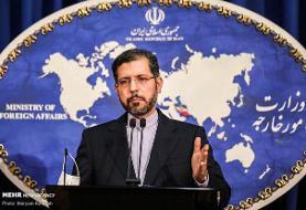 خطیبزاده: سیاست تنشآفرینی دیگر قابل تداوم نیست