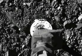نمونههای سیارک در راه بازگشت به زمین از دست میروند