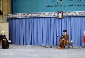 روحانی: برای مناطق پرخطر محدودیتهای شدید وجریمههای قانونی در نظر گرفتیم