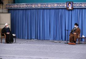 انتقاد شدید و صریح رهبر انقلاب از هتک حرمت رئیس جمهور | هتک حرمت حرام است