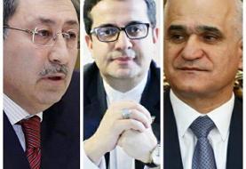 بررسی تحولات جنگ قره باغ در دیدار سفیر کشورمان با دو مقام آذربایجانی