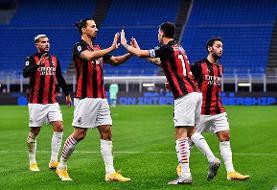 میلان بهترین تیم حال حاضر اروپا
